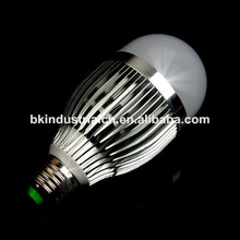 low price daylight white dimmable e17 led bulb with RoHS