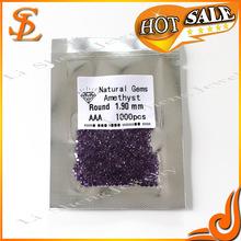 AAA loose Amethyst natural gemstone,Natural crystal