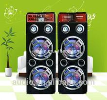 2.0 Professional audio active stage speaker
