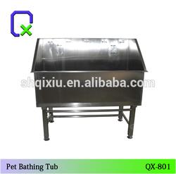 Simple Vertical Pet Bathing Tub QX-801