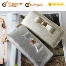 2015 low MOQ30 new top deisigner ladies travel wallet fashion wholesale women wallet