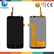 Original New LCD Display for Lenovo S820 Touch Screen Complete, For Lenovo S820 LCD Screen with Touch Screen Digitizer Assembly