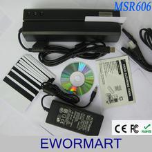 MSR606 usb interface 3 tracks msr machine