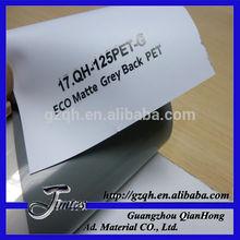 waterproof transparent pet film