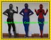 Spandex spiderman morph suits black spiderman costume adult spiderman costume for sale