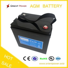 Orientpower good price and competitive quality and using corrosion-reistance battery 6v100ah