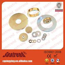 Neodymium Magnets N35-N52,(M,H,SH,UH,EH) radial / diametrically ring shaped magnets
