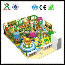 Best Quality Kids Indoor Playground Equipment/Children Naughty Castle/indoor amusement park equipment/QX-106A