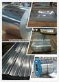 Yuntong de acero galvanizado corrugado hoja de, zinc corrugado para techos de hoja