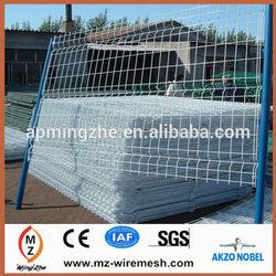 2014 hot sale galvanized iron fence dog kennel/sheet metal fence panel