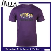 Newest fashion OEM service printing logo wholesale t shirts