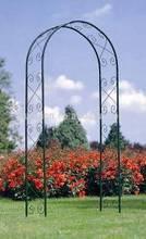 2014 metal garden arche
