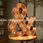 direct manufacturer of christmas vintage metal sign