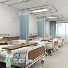 2014 new design disposable hospital curtain