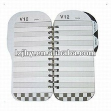 Easy carrier with will sign notebook OEM