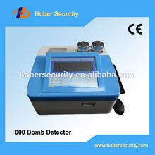 Coche bomba con detector de alta sensibilidad de escaneo dinamita drogas detector de explosivos hd-600