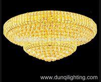 Modern fancy crystal ceiling decoration light