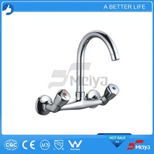 2014 Spring Tap,Double Handle Kitchen Faucets