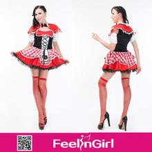 wholesale cheap fine design flower fancy dress costumes