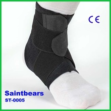 ST-0005 Wholesale Waterproof Neoprene Ankle Support