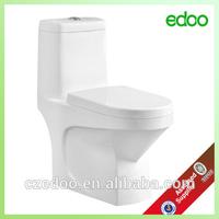 siphonic one piece toilet bathroom sanitary ware shower toilet unit toilet price