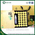 2014 OEM HOT selling bath foot effervescent comprehensive foot care for men