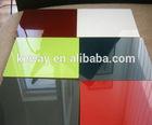 high gloss uv panel wood