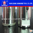 High performance and long lifespan electroplated diamond tools of core sample drill bit