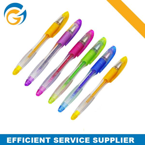 Colored Ink Pens Pen Multi Color Gel Pen