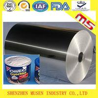 Jumbo roll aluminum foil for aluminium foil seal jar