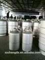 china melhor fornecedor de armazenamento de nitrogênio líquido balão de dewar
