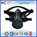 anti de gas de seguridad vaporizador de la minería de carbón activado del filtro máscara de gas