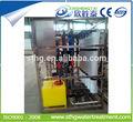 Nacl ro sistema de agua tratamiento/planta/filtro de agua de paja