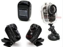 Black SJ1000 12MP HD 1080P Helmet action waterproof sport bike digital camera