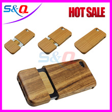 wood bamboo cell phone Case design your own cell phone case