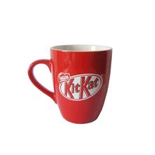 Nestle Kitkat 12oz advertising ceramic mug