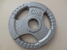 Cast iron olympic weights for sales
