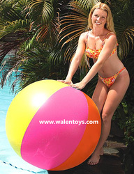 inflatable giant beach ball,large inflatable ball for big events, advertising giant ball