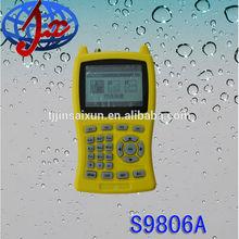 2014 qam S9806A rf analog signal level meter