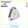 iTreasure new wireless mini tracker anti-lost alarm key finder locator