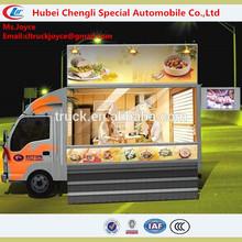 2014 Fibreglass Street Mobile Kitchen Service Cart CLW1010 Food Truck