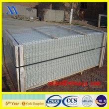 tie galvanized welded wire mesh fence/galvanized welded wire mesh fence panels