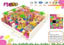 Children Soft Indoor Playground Export to Malaysia