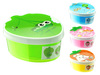 new Lovely Mini 4pcs plastic preservation box food box food container