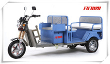 48V 650W electric auto rickshaw with DC brushless motor