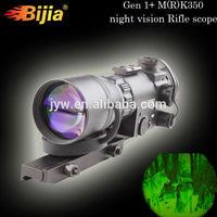 BJ125 military 2.5X night vision riflescope rifle scope