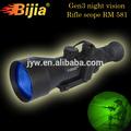 Rm581 visão noturna Weapn sights, Top fabricante de alta qualidade Night Vision riflescope, Militar mira de visão noturna