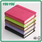 A5 Assorted colors Leather journal/Leather Diary notebook