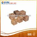 Venta al por mayor alta calidad de madera gigante dados a la venta