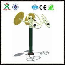 China high quality park fitness equipment/technogym fitness equipment/outdoor fitness gym equipment QX-089C